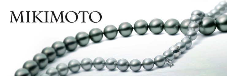 Mikimoto Jewelry Pearl Necklaces Bracelets Earrings
