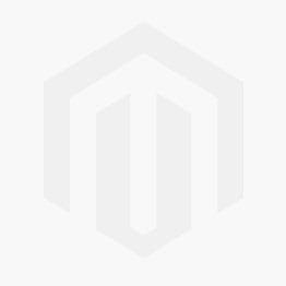Triton Stainless Steel Black Cross Link Bracelet