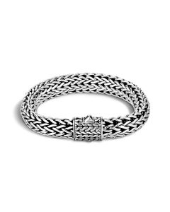 John Hardy Sterling Silver Classic Chain Large Chain Bracelet