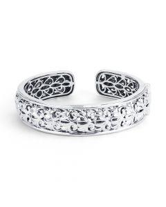 Charles Krypell Sterling Silver Cuff Bracelet