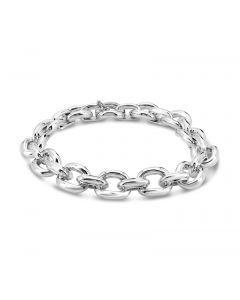 Charles Krypell Sterling Silver High Polish Link Bracelet