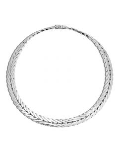John Hardy Sterling Silver Modern Chain Collection Necklace