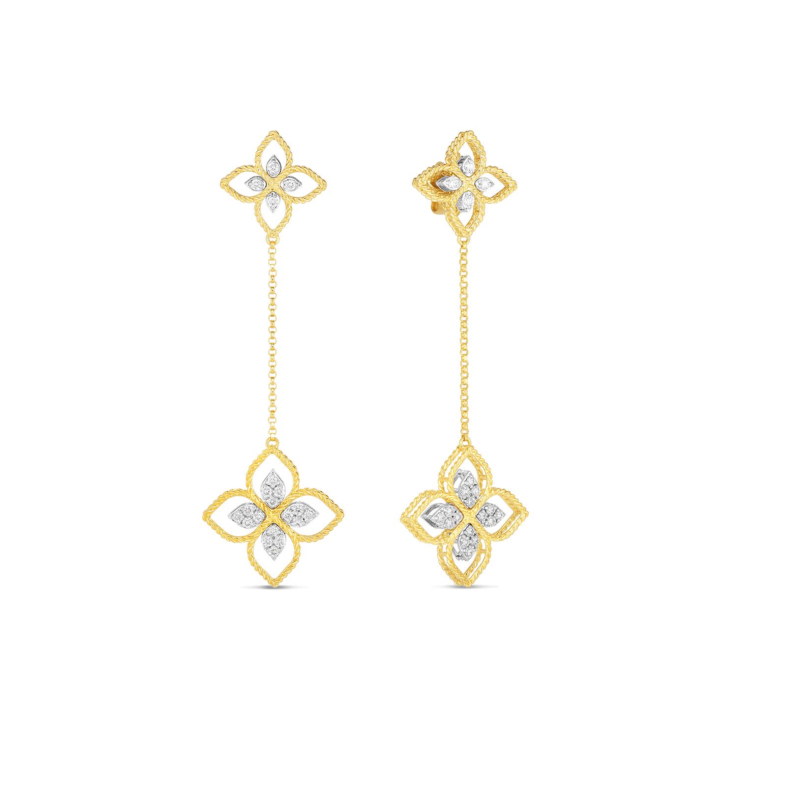 Dangle earrings Crown earrings Princess Crown Princess earrings Gifts for girls Gifts for her Fantasy Fantasy jewellery