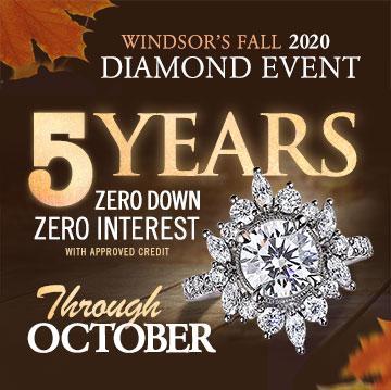Fall Diamond Event