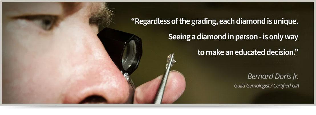 Every Diamond is unique