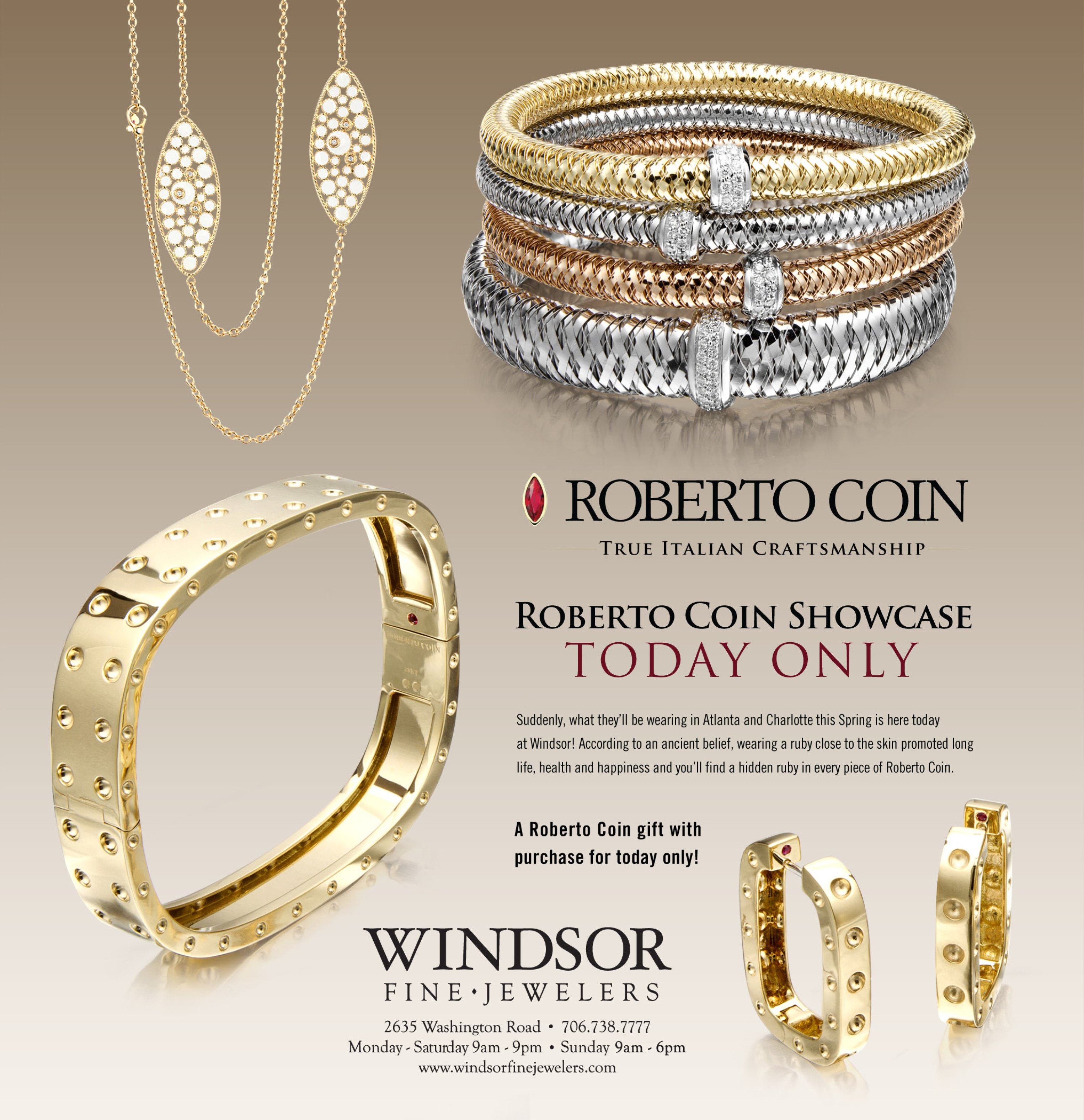 2014 December Windsor Fine Jewelers